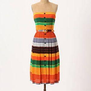Tracy Reese Striped Stripe Dress